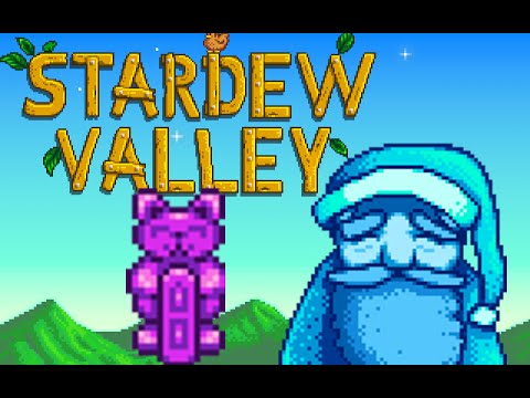 Grandpa's Shrine vs Statue of Perfection - Stardew Valley