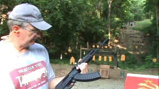 AK Comparison (Arsenal and WASR)