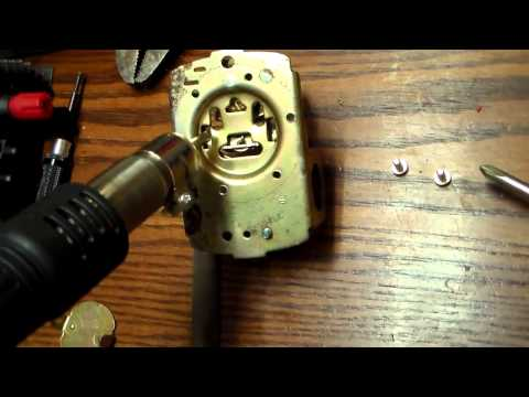 Water Pump Pressure Switch Repair