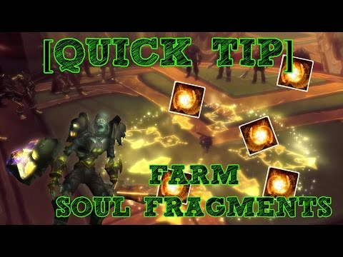 [QUICK TIP] SOUL FRAGMENTS OUTSIDE OF ToV