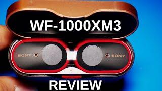 Audífonos Truly Wireless Sony WF-1000XM3, los mejores que he probado y los mas avanzados del mercado