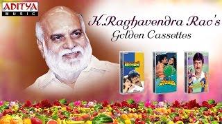 K.Raghavendra Rao Telugu Hit Songs || Golden Cassettes Jukebox