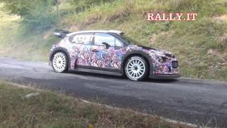 Test Citroen C3 WRC 2017 (Colle D