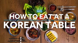 Download How to Eat Korean Food (Without Embarrassing Yourself) | Serious Eats Video