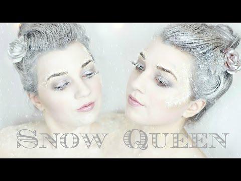 Snow Queen | Last Minute Halloween Costume