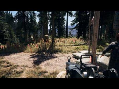 Far Cry® 5 zombie glicth