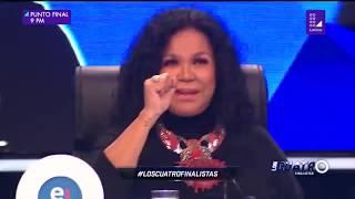 Ray BG le dedica el Jipi Jay a Eva Ayllón / Los Cuatro Finalistas / Festejo Reggae Peruano