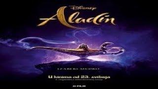 Aladin (Film) - Sinkronizirano na Hrvatski kino najava (2019)