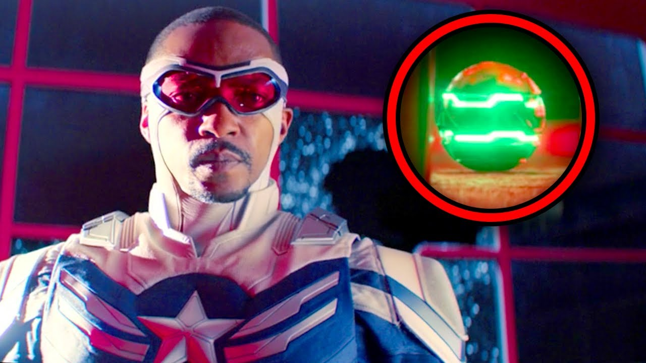 FALCON AND WINTER SOLDIER EPISODE 6 BREAKDOWN! Easter Eggs & Details You Missed! (Series Finale)