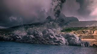 IMAX Greece: Volcanic eruption Santorini [HD]