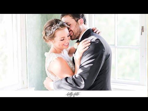 Hidden Mansion in Tulsa perfect for weddings! Olivia + Jacob's Wedding Film at Dresser Mansion