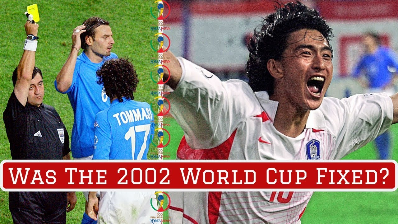 Was the 2002 FIFA World Cup Fixed?
