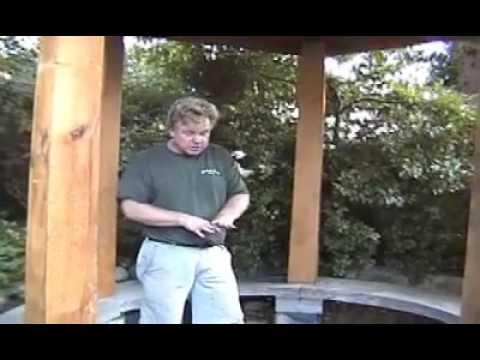 Building a Gazebo with Denny Wiggers
