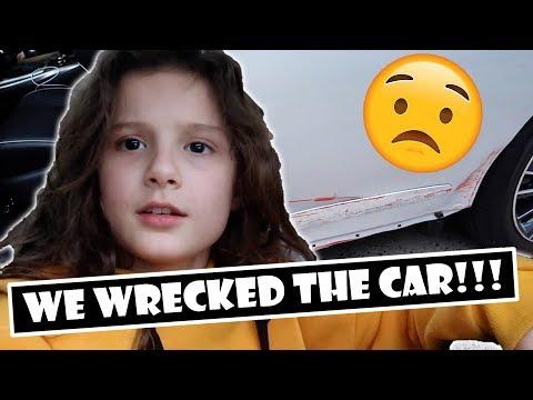 We Wrecked the Car 😟 (WK 376.7)   Bratayley