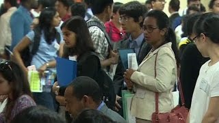 Graduates in Dubai hit by oil slump