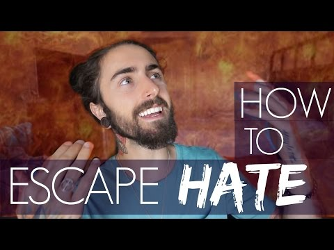 How to Stop Hating & Start Loving! (Free Talk)