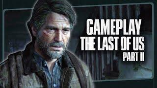 Apresentação ESPECIAL de THE LAST OF US PART II - TLOU 2 Gameplay
