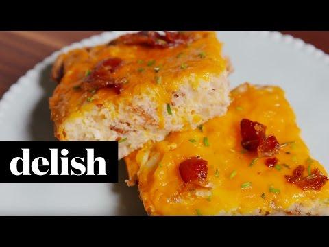 Cheddar Hash Brown Casserole | Delish