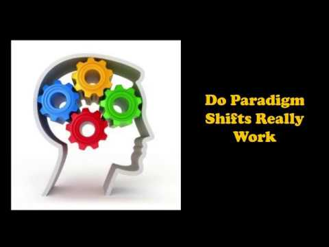 Do Paradigm Shifts Really Work