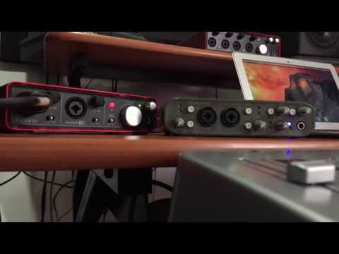 Using Two Audio Interfaces With Logic Pro X