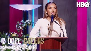Download Janet Mock Slays Her Acceptance Speech | 2 Dope Queens | Season 2 Video