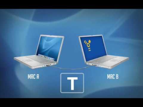 Mac target disk mode