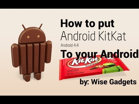 [How-To] change your Android to Android 4.4 KitKat