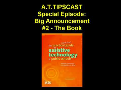 A.T.TIPSCAST Special Episode: Big Announcement #2 - The Book