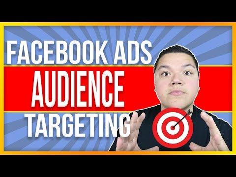 Facebook Audience Targeting  2018 - Zepeda Media