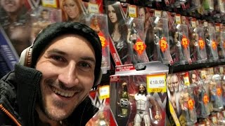 Rolling For Rollins... AGAIN!!! (WWE October Toy Hunt)