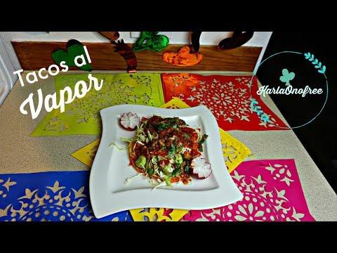 Los mejores tacos al vapor estilo Guadalajara!!
