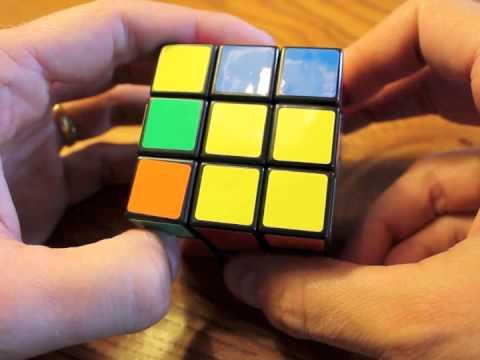 Rubik's Cube 3x3 Storytelling Method for Kids!