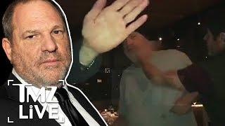 Harvey Weinstein Slapped By Hater | TMZ Live