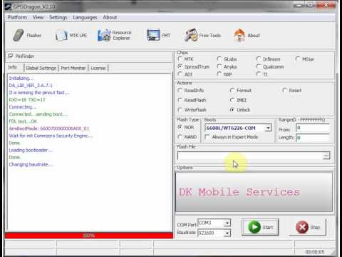 GpG Unlock Spreadtrum tyep Mobiles .flv