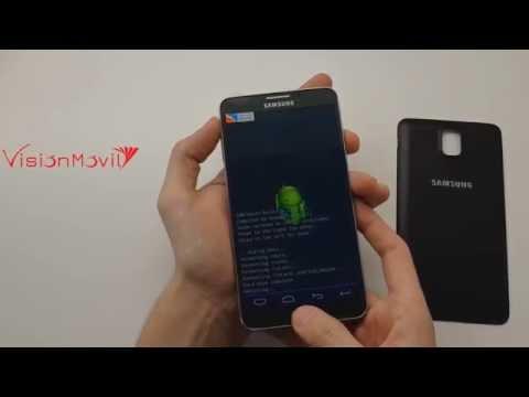 Hard Reset Samsung Galaxy Note 3 SM-N900