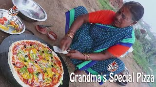 How To Make Pizza At Home || Grandma