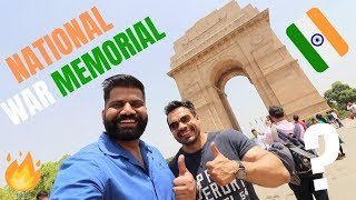 A Trip To National War Memorial 🇮🇳
