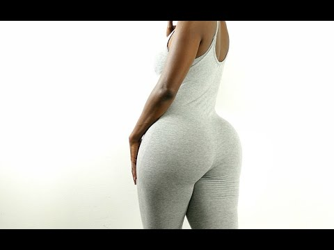 How to get a Bigger Butt |10 min Booty Workout | BKBooty