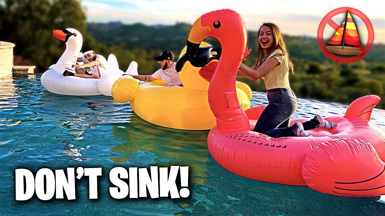 Try Not To SINK - Challenge