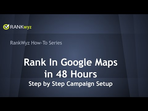 Rank in Google Maps in 48 Hours
