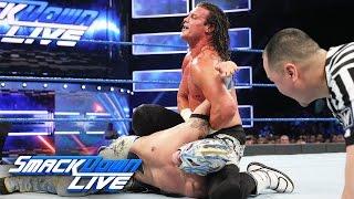 Kalisto vs. Dolph Ziggler: SmackDown LIVE, Jan. 10, 2017