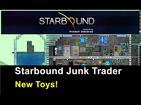 New Labs & Combustion Generator - Starbound: Frackin' Universe (Ep 6)