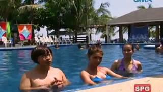 Bubble Gang: Mr. Assimo, nag-swimming lessons!