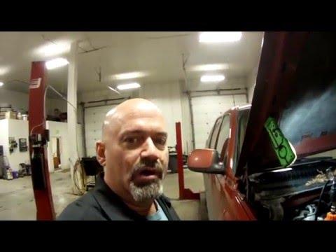 Chevy 5.3L Coolant Loss - Chevy Silverado Avalanche Cracked Head