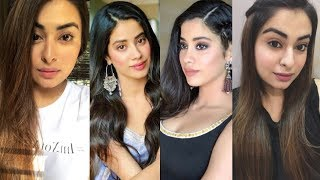 TWO Janhvi Kapoor Inspired Makeup Looks   Day and Night   Celebrity Inspired   Muskan Chanchlani