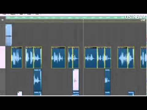 Headhunterz Ustream - Kick & Dragonborn roar tutorial + NC E=NC2 info
