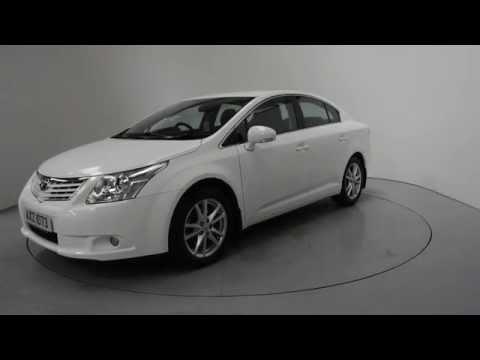Used 2010 Toyota Avensis | Used Cars for Sale NI | Shelbourne Motors NI | AXZ1073