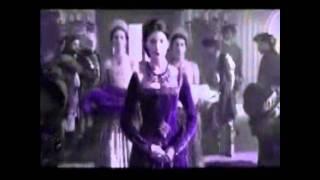Anne Boleyn With Her Head Underneath Her Arm