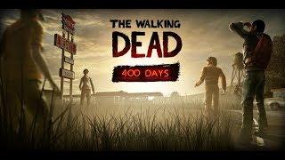 THE WALKING DEAD VIDEO GAME | 400 Days DLC | Telltale Games