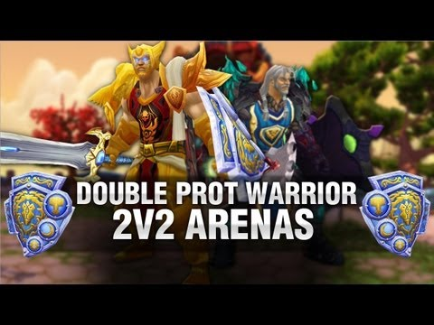 Swifty WowTCG Give-Away #10 Double Prot Warrior 2v2 Arenas
